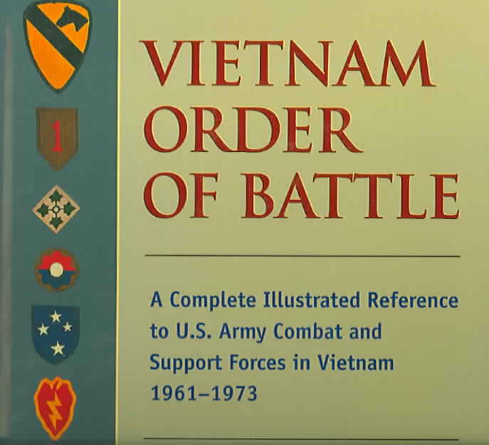 Vietnam Order of Battle By Stanton, Shelby L./ Westmoreland, William C. (FRW)